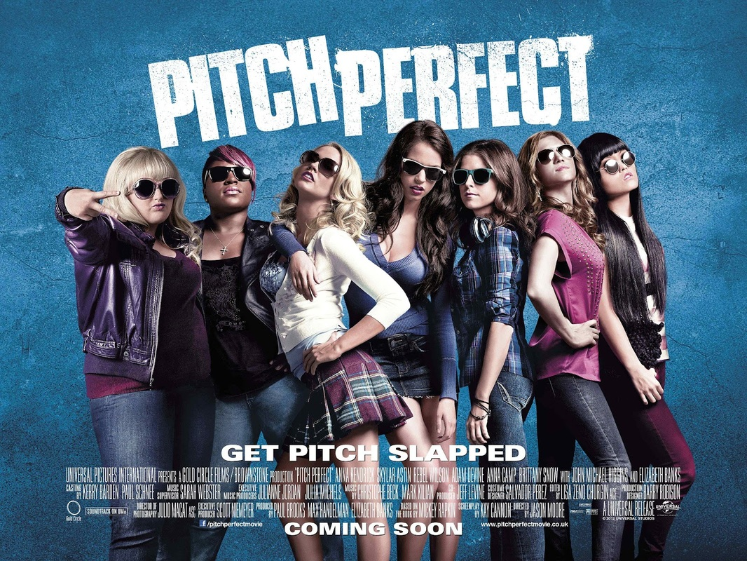 Pitch Perfect (2012) 720p BluRay x264 AC3 ESub Dual Audio [Hindi DD 5.1CH + English] 950MB  Download | Watch Online [GDrive]